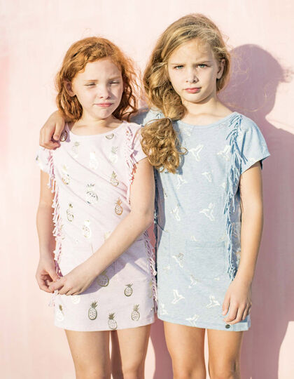 Robe fille bleu - IKKS Junior