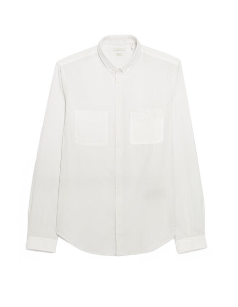 Chemise blanche homme