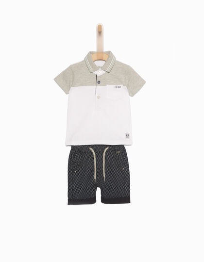 Baby boys' set  - IKKS Junior