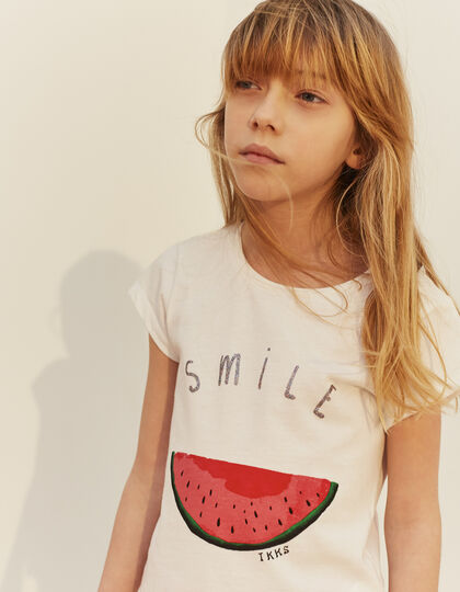 Girls' T-shirt - IKKS Junior