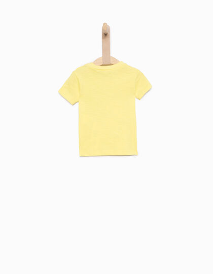 Babies' yellow T-shirt - IKKS Junior