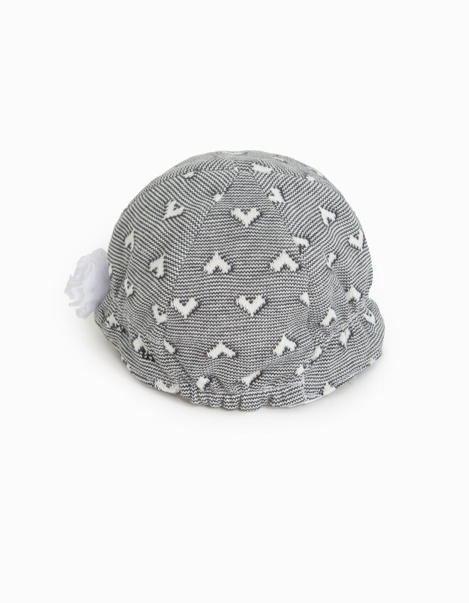 Baby girls' cap