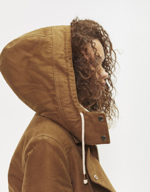 Women's heavy-duty parka