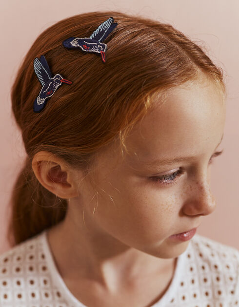 Girls' hair clips