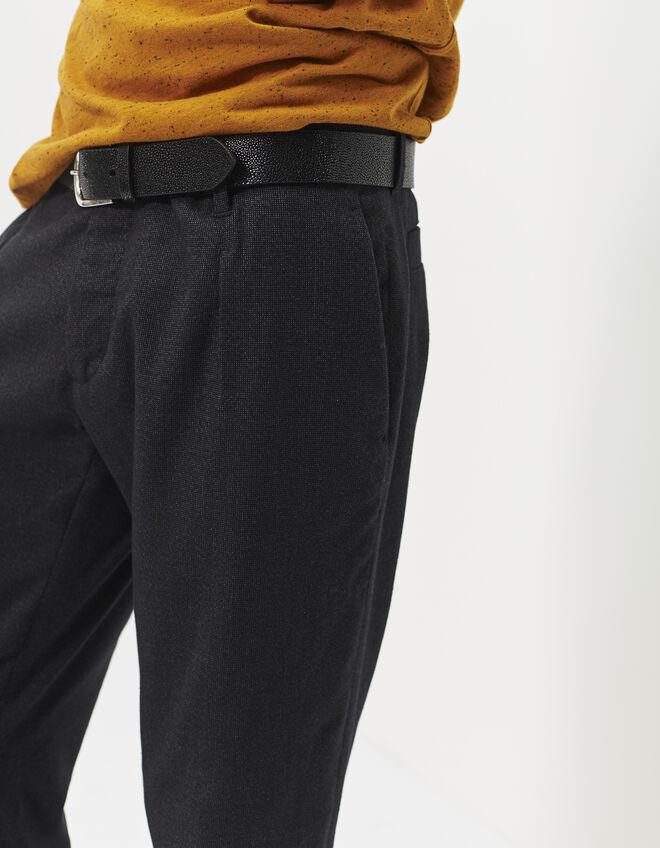 pantalon gris homme ikks mode archive h16 automne hiver. Black Bedroom Furniture Sets. Home Design Ideas