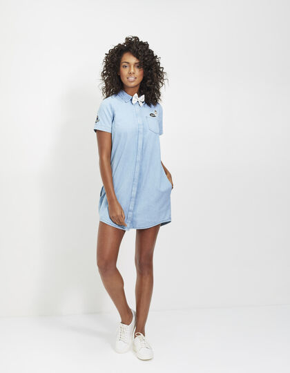 Denim dress - I.Code