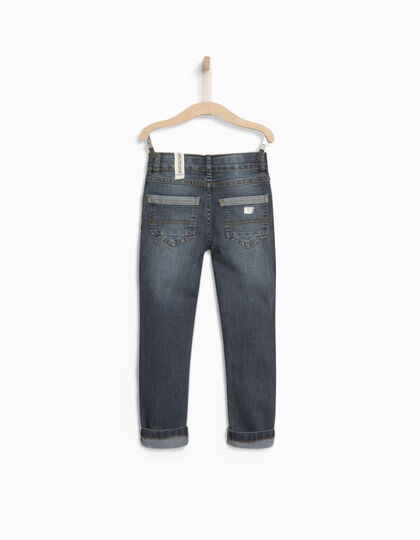 Boys' slim fit jeans - IKKS Junior