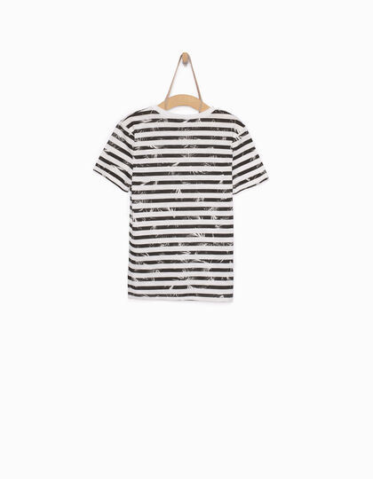 Boy's striped T-shirt - IKKS Junior