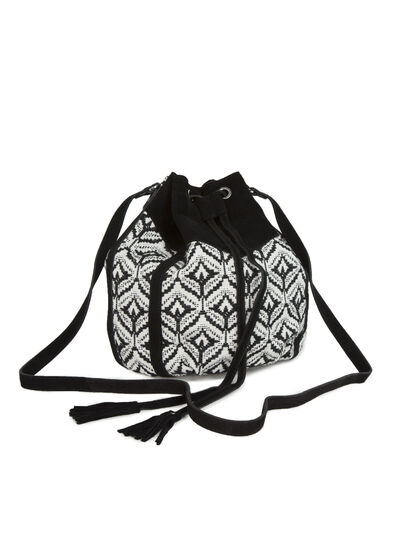 Women's bucket bag - I.Code