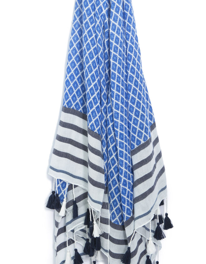 Women's printed stole