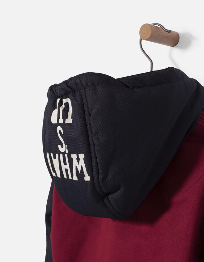 blouson teddy gar on ikks mode archive h16 automne hiver. Black Bedroom Furniture Sets. Home Design Ideas