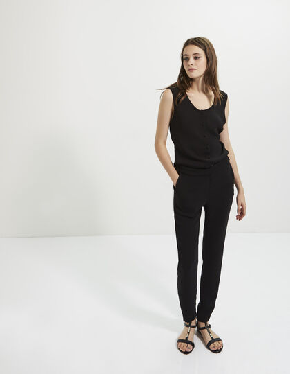 Black jumpsuit - I.Code