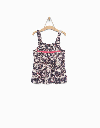 Girls' printed top - IKKS Junior