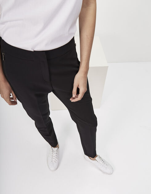 Women's black trousers