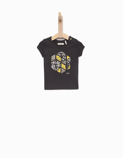 Tee-shirt bébé fille - IKKS Junior