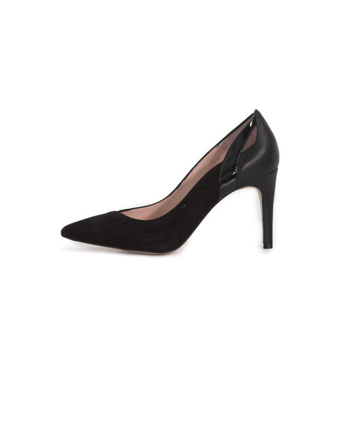 Women's black stilettos