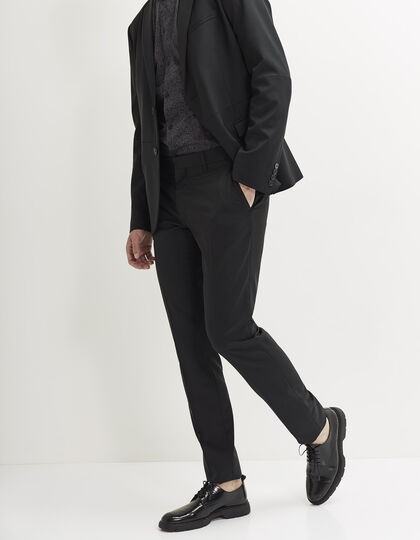 Pantalon de costume noir - IKKS Men