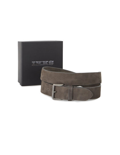 Men's grey belt - IKKS Men