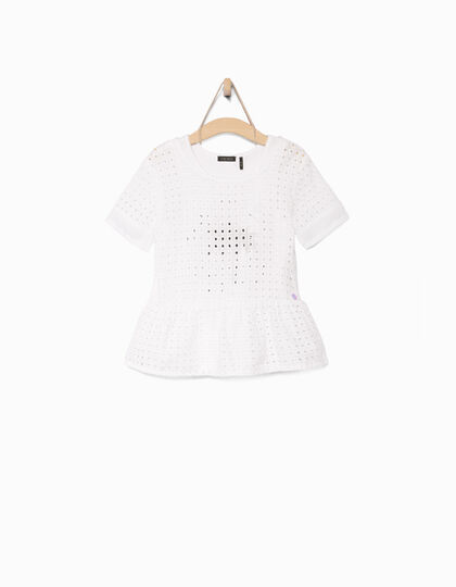 Girls' 2-in-1 top - IKKS Junior
