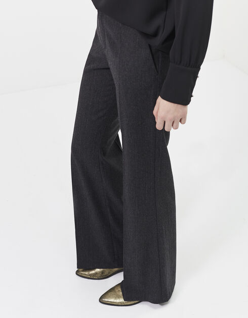 Women's wide trousers