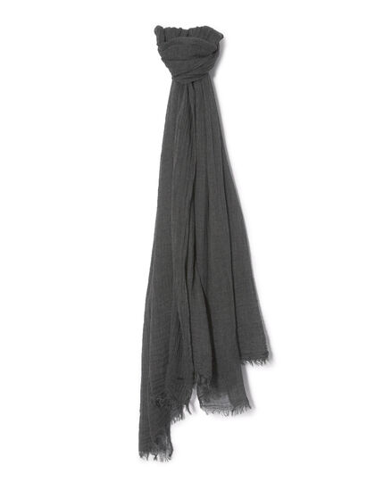 Men's grey scarf - IKKS Men
