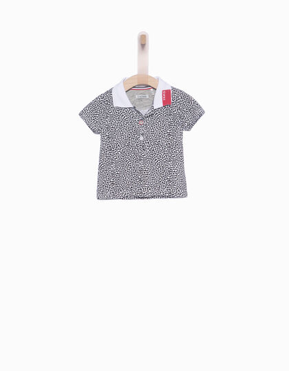 Baby boys' polo shirt - IKKS Junior
