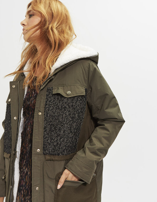 Women's 3-in-1 parka