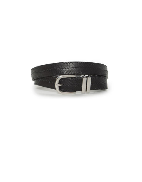 Women's black belt
