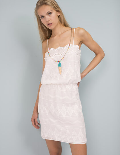 Lace dress - IKKS Women