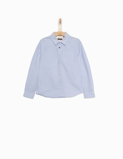 Boys' blue shirt - IKKS Junior