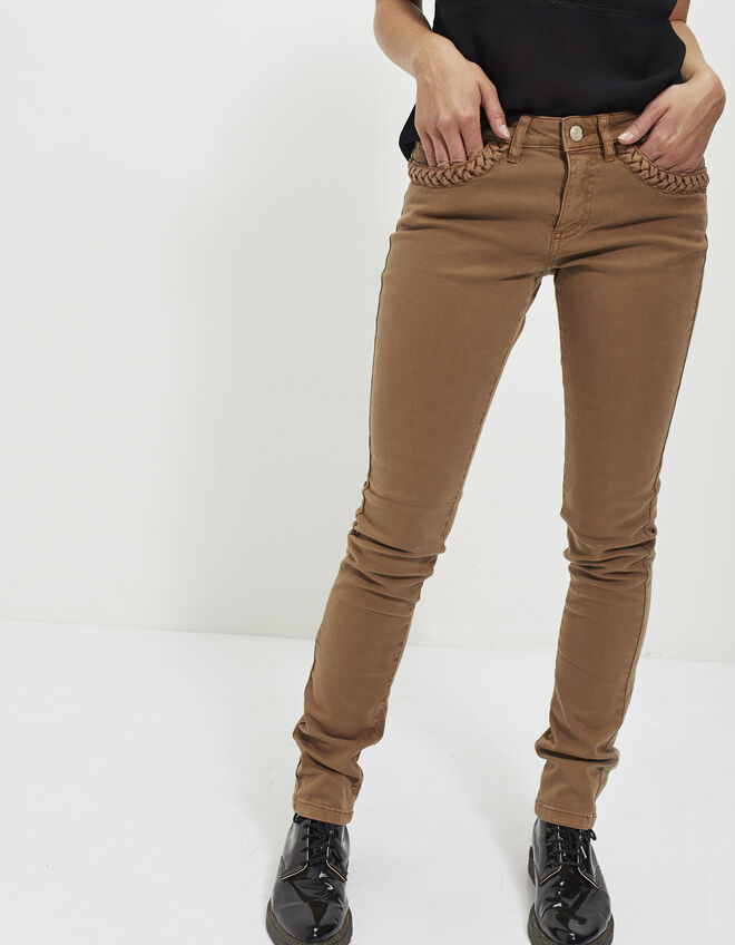 Women's sculpt-up jeans