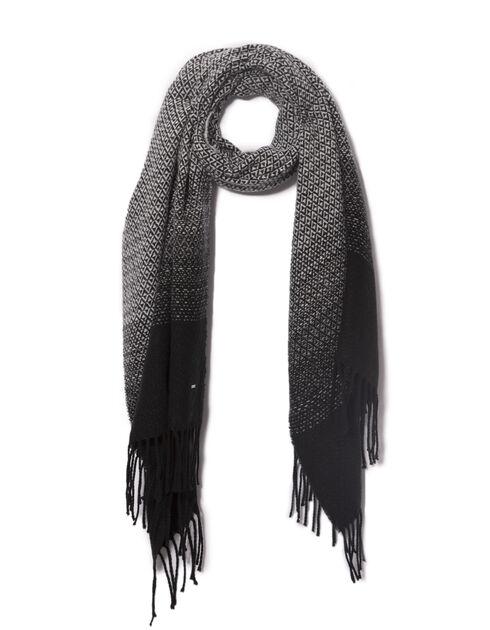 echarpe foulard femme ikks jusqu 60 pureshopping. Black Bedroom Furniture Sets. Home Design Ideas