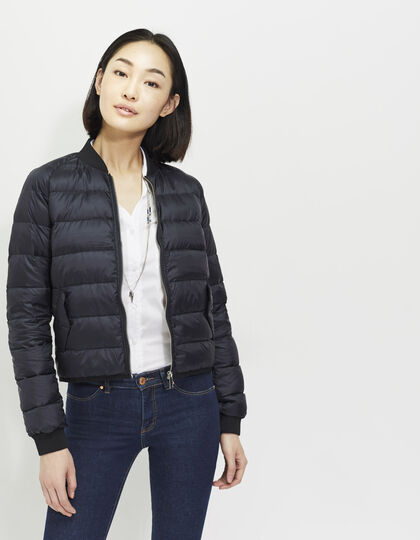 Women's down jacket - IKKS Women