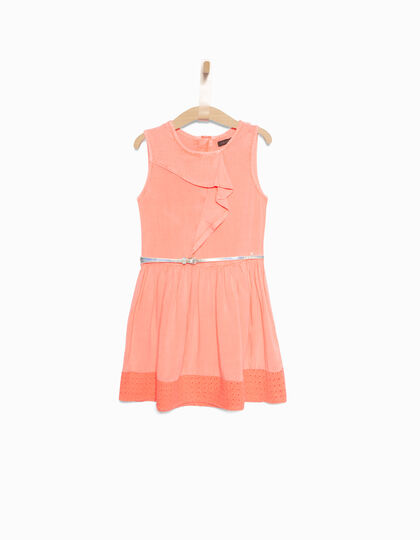 Robe fille rose - IKKS Junior