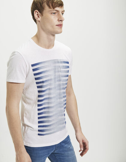 Men's sailor T-shirt - IKKS Men