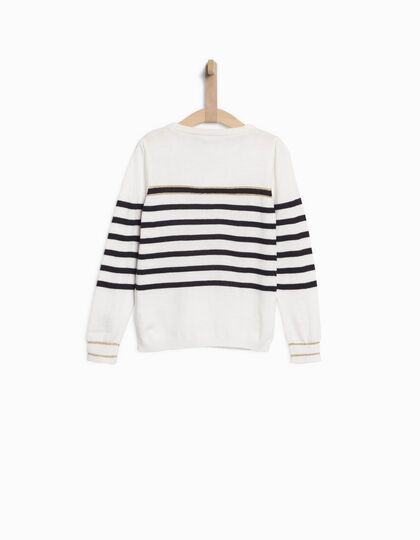 Pull marin fille - IKKS Junior