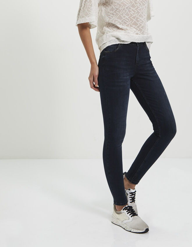 Women's bejewelled jeans