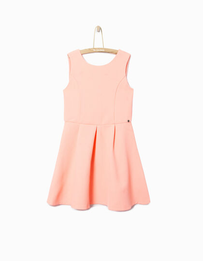 Robe fille corail - IKKS Junior