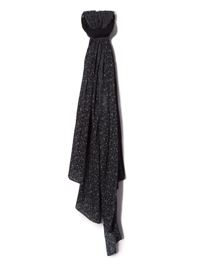 Men's printed scarf - IKKS Men