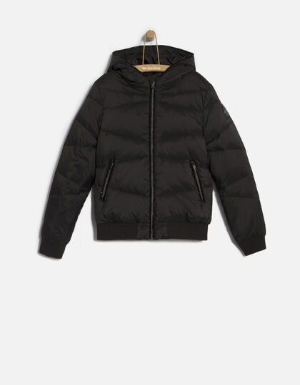 Feather padded jacket - IKKS Junior
