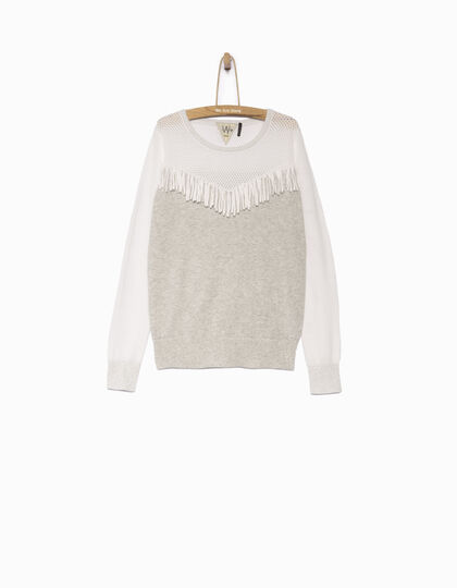 Pull fille - IKKS Junior