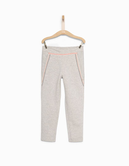 Treggings fille gris - IKKS Junior