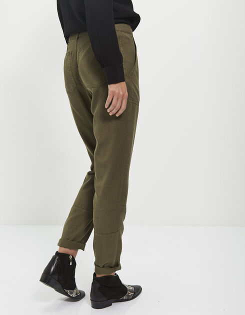 Women's Lyocell trousers