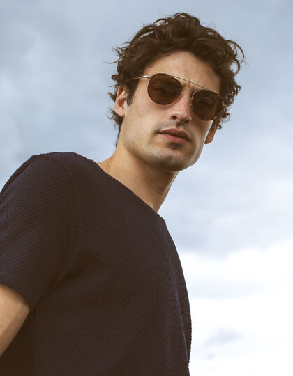Men's sunglasses - IKKS Men