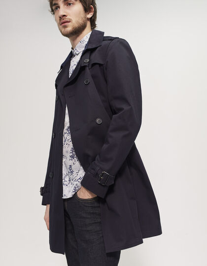 Trench marine homme - IKKS Men