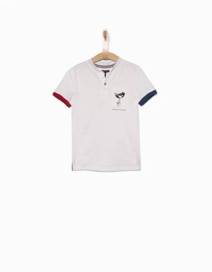 Boys' polo shirt - IKKS Junior