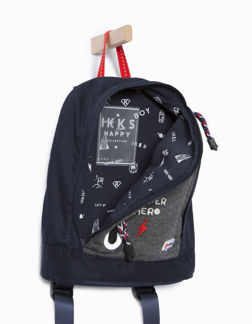 Baby boys' backpack