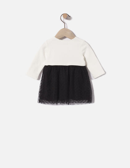 Robe tulle bébé fille - Junior