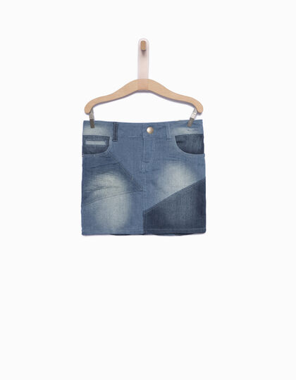 Girls' denim skirt - IKKS Junior