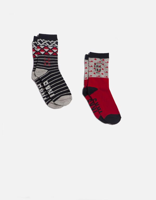 chaussettes gar on ikks mode gar on automne hiver. Black Bedroom Furniture Sets. Home Design Ideas